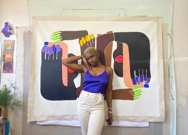 Acrylic Gouache Residency Artist