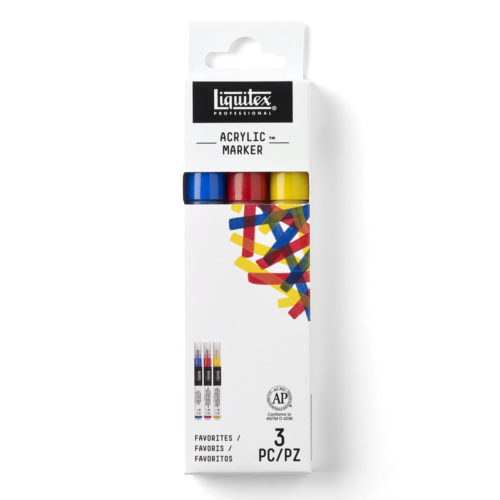 Liquitex Paint Marker Art