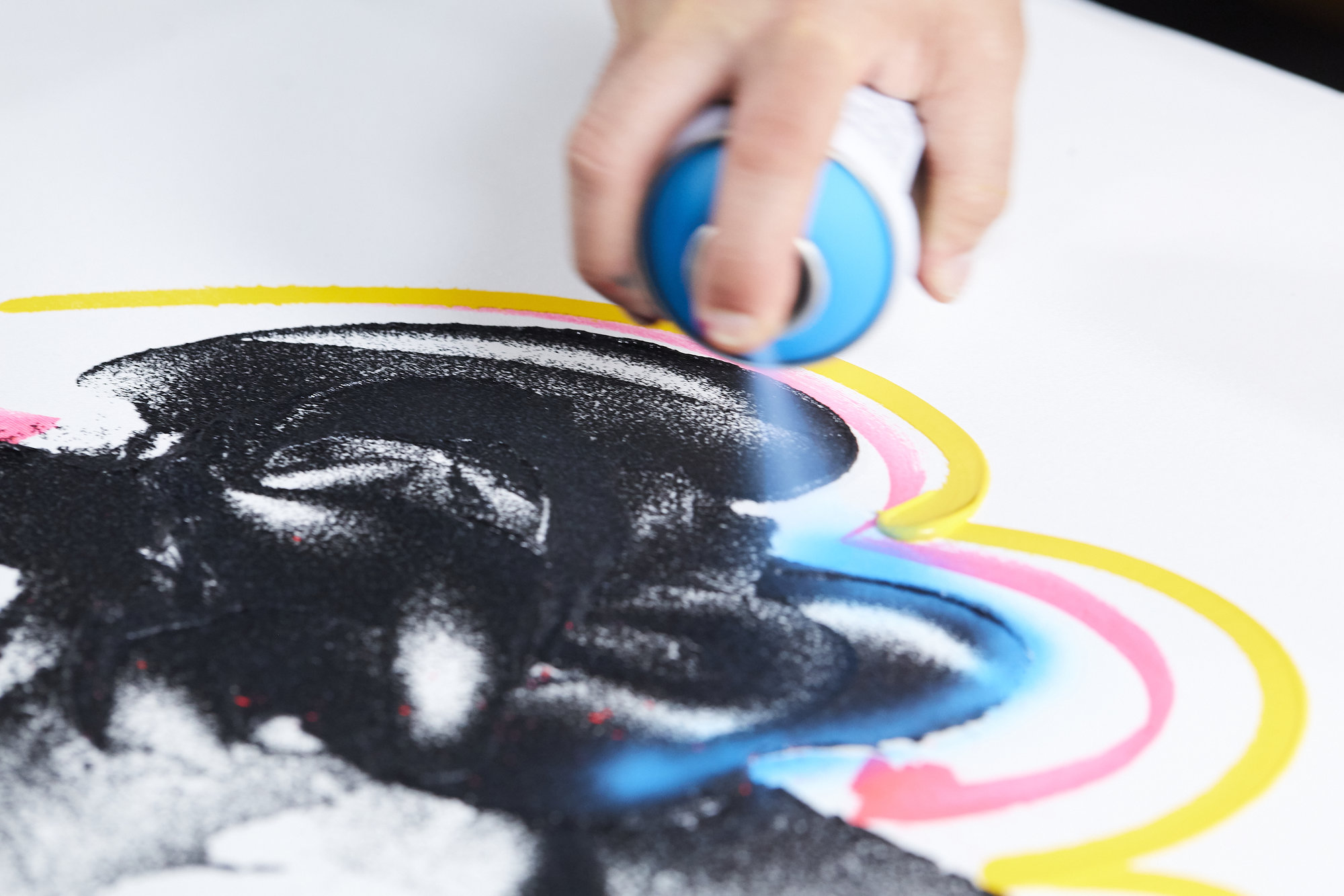 Spray Paint - Liquitex - US Edition